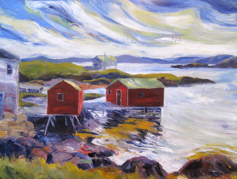 Nfld Fishing Stores